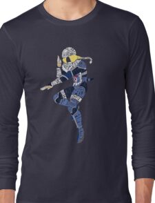 Sheik Typography Long Sleeve T-Shirt