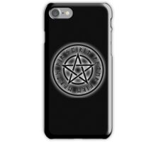 WICCA, Pentacle, Pentagram, Witch, Wizard, Modern, Pagan, Witchcraft, Religion, Cult iPhone Case/Skin