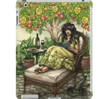 Everyday Witch Tarot - Nine of Pentacles iPad Case/Skin