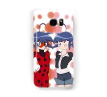Miraculous Lady Bug Anime Samsung Galaxy Case/Skin