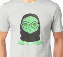 Emerald City Elphaba   Wicked Unisex T-Shirt