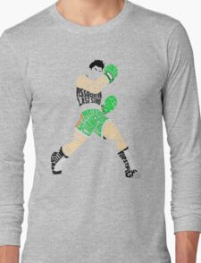 Little Mac Typography Long Sleeve T-Shirt