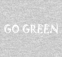 Go Green One Piece - Long Sleeve
