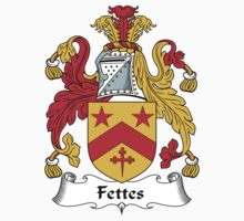 Fettes Coat of Arms (Scottish) by coatsofarms
