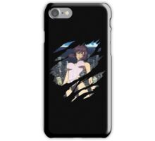Motoko Kusanagi Anime Manga Shirt iPhone Case/Skin