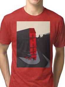 Paris Balcony Tri-blend T-Shirt