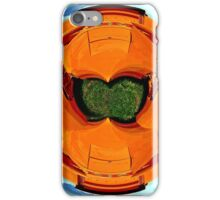 Abstract farm equipment iPhone Case/Skin