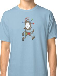 8-bit Voodoo Vince Classic T-Shirt