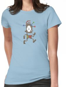 8-bit Voodoo Vince Womens Fitted T-Shirt