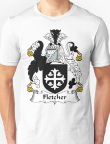 Fletcher Coat of Arms (Scottish) T-Shirt