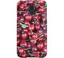Cherries Samsung Galaxy Case/Skin