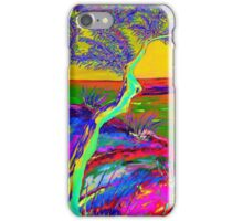 Looking out the sea-2 iPhone Case/Skin