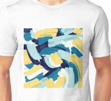 Abstract 252 Unisex T-Shirt
