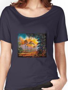Rainforest Women's Relaxed Fit T-Shirt