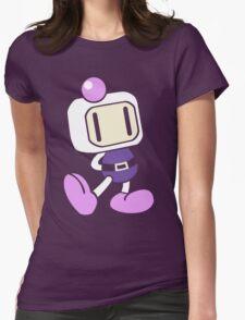 Bombertoon Womens Fitted T-Shirt