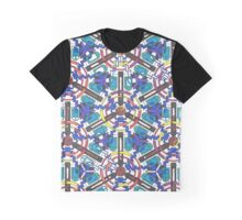 Geometric V Graphic T-Shirt