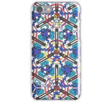 Geometric V iPhone Case/Skin