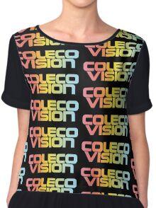 ColecoVision logo Chiffon Top