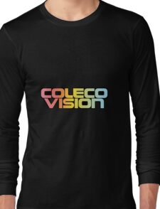 ColecoVision logo Long Sleeve T-Shirt