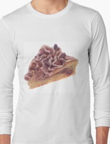 Danish Dessert Pastry Long Sleeve T-Shirt