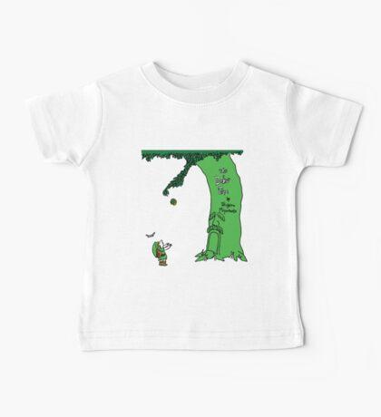 The Deku Tree Baby Tee
