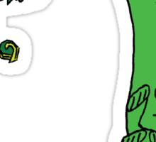 The Deku Tree Sticker