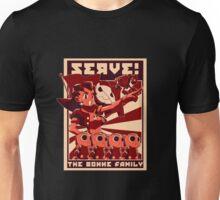 Robot Rampage  Unisex T-Shirt