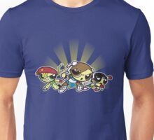 fighter puff girls Unisex T-Shirt