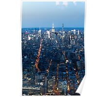 NYC / Empire State Building I Poster