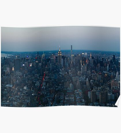 NYC / Empire State Building II Poster