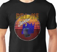 Weathered 80's Retro Optimus Prime Unisex T-Shirt