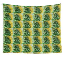 Sunny Sunflower Wall Tapestry