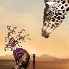 Africa Princess by Martina Stroebel