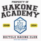 Team Hakone Academy by kacielacie