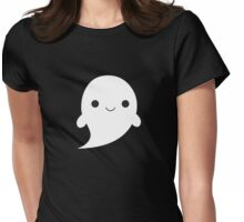 Little Ghost Womens Fitted T-Shirt