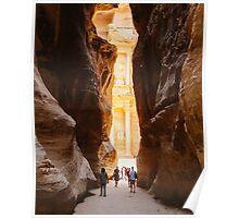 Petra / Jordan II Poster