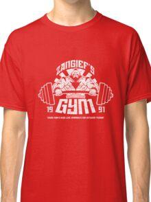 Zangief Gym Classic T-Shirt