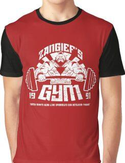 Zangief Gym Graphic T-Shirt