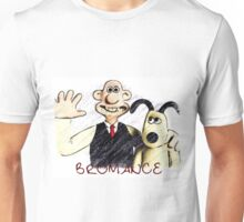 Wallace and Gromit Bromance Unisex T-Shirt