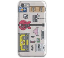 Time Travel - Essential Items iPhone Case/Skin