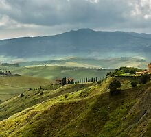 Tuscany by lucyliu