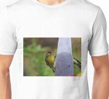 Lesser Gold Finch Unisex T-Shirt
