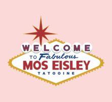 What Happens in Mos Eisley Kids Tee
