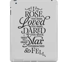 Jon Connington iPad Case/Skin