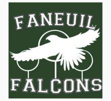 Faneuil Falcons by Lindsay Geller