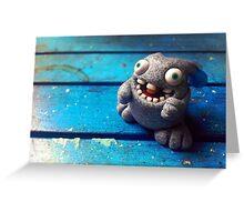 Knubbelding - Stan Greeting Card