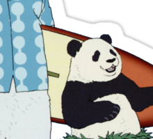Shirokuma Cafe Sticker