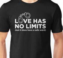 Love has no limits (BDSM) Unisex T-Shirt