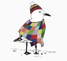 Chilli the Seagull Kids Clothes