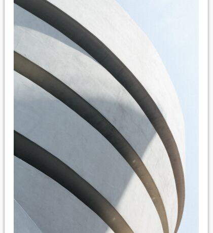 NYC / Guggenheim Sticker